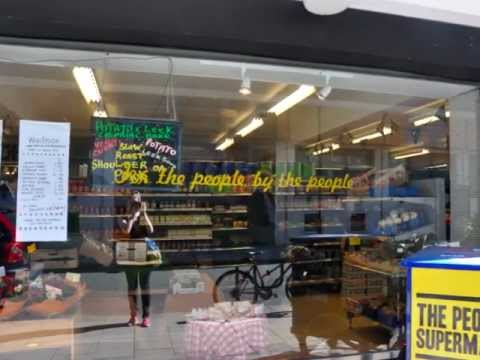 PEOPLE'S SUPERMARKET (O) - I worked on this radio piece while interning at CBC's bureau in London, England. The People's Supermarket is located in Holborn in Central London. This piece...