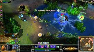 (HD083) Finale go4LoL#37 SK vs Wizards Club-Part 2- League Of Legends[FR]