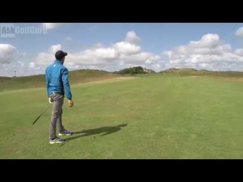 Hitting Golf Shots in Strong Winds