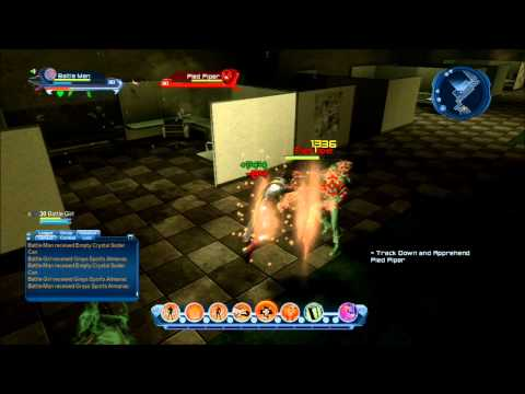 DC Universe Online : Lightning Strikes PC