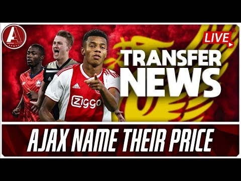 NERES & PEPE STRONGLY LINKED, BUT DE LIGT NOW UNLIKELY | LFC Transfer News & Chat