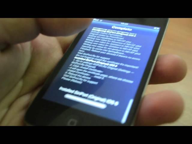 Video Guías: Como instalar Siri en tu iPhone 4 o iPod Touch 4
