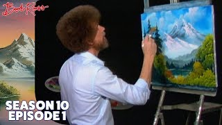 Video Bob Ross - Towering Peaks (Season 10 Episode 1) MP3, 3GP, MP4, WEBM, AVI, FLV Juli 2018