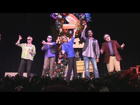 Full Comedy Warehouse Holiday Special show at Disney's Hollywood Studios