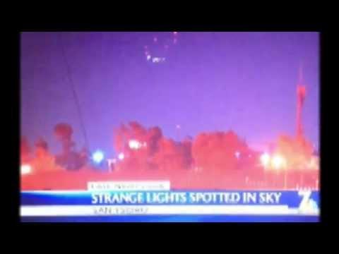 UFO over Coronado, California 29 April 2015