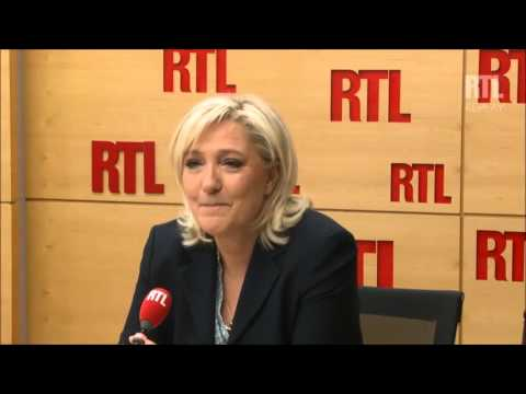 Marine Le Pen Vs Dominique Pipeau = Marine Pipeau