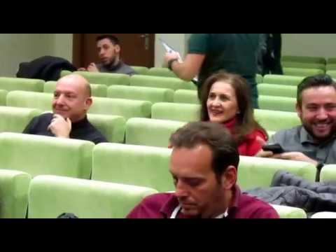Video - kozan.gr: Πραγματοποιήθηκε το απόγευμα, της Τετάρτης 11 Δεκεμβρίου, η πρώτη θεματική διαβούλευση του Σχεδίου Βιώσιμης Αστικής Κινητικότητας (ΣΒΑΚ) για την πόλη της Κοζάνης (Φωτογραφίες & Βίντεο 14')