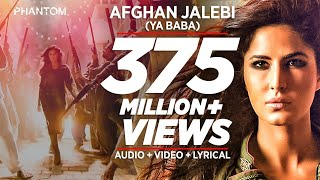 Afghan Jalebi (Ya Baba) (Movie Song - Phantom) ft. Saif Ali Khan & Katrina Kaif