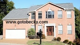 Hermitage (TN) United States  city photo : Home For Sale in Hermitage TN 205 Caneel Cove 37076 5 Bed 2.5 Bath (615) 995-6322