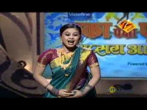mrunal dusanis - Zee Marathi's most awaited and highly acclaimed dance reality show Ekapeksha Ek is back with a bang; In this upcoming fresh season, 9 beautiful, extraterrest...