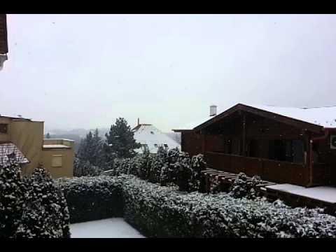 Lassított havazás