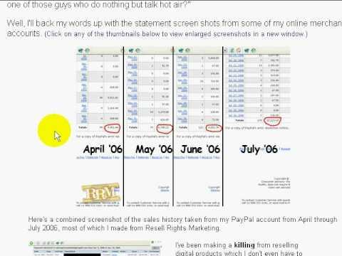 Profits.CC Online Copywriting Pro Video Tutorials [Examples]