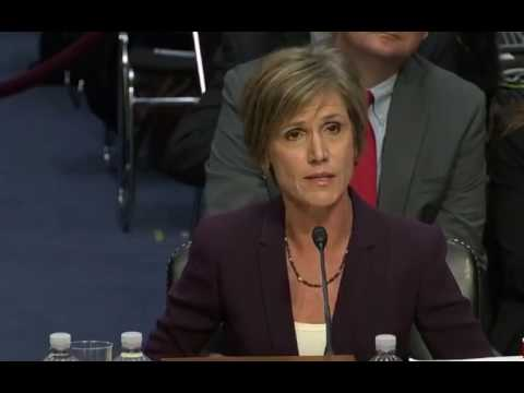 Sally Yates Owns And Humilates Ted Cruz During Russia Hearing