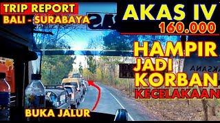 Video NGEBLONG di ALAS BALURAN, KAMI HAMPIR JADI KORBAN ! - Trip Report AKAS IV [ Denpasar - Surabaya ] MP3, 3GP, MP4, WEBM, AVI, FLV Oktober 2018