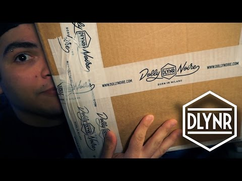 STREETWEAR • Dolly Noire // Unboxing • Rizzo