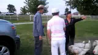 Hmong Oklahoma Family on a Farm