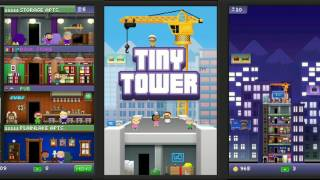 Tiny Tower videosu