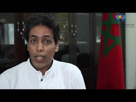 اللجنة الجهوية لحقوق الانسان بالداخلة تنشر فيديو توعوي للحد من انتشار كوفيد 19