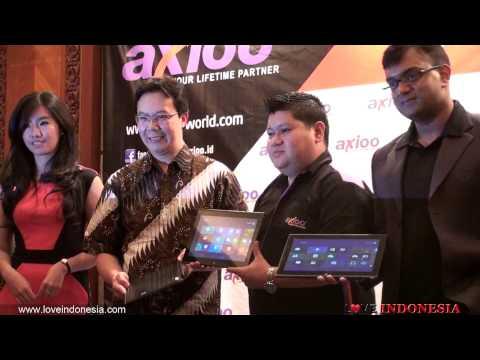 Axioo Meluncurkan Convertible Notebook Neon RKC dan Smartphone Android Picopad 4 (HD)