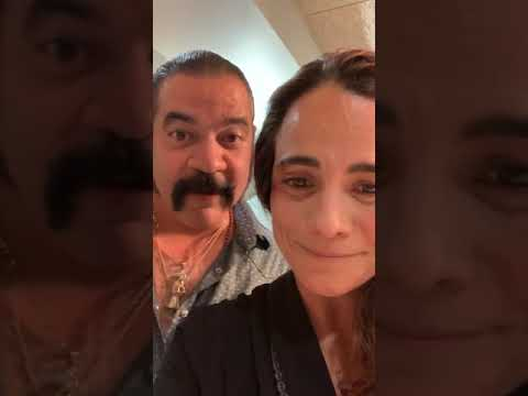 Alice Braga and Hemky Madera - Queen of the South
