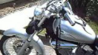 5. MY moto Suzuki  intruder 2