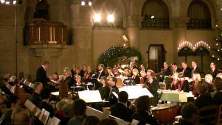 Aria from the Christmas Oratorio (Bach)