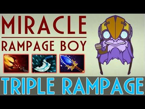 Miracle Tinker - Triple Rampage