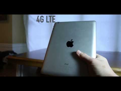 Apple iPad 4 Review!