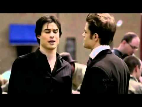 1damon - DISCLAIMER: I do not own this video. This video is a property of WARNER BROS. ENTERTAINMENT. No copyright infringement intended.