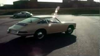 Porsche Museum Treasure - the 911 (1963)