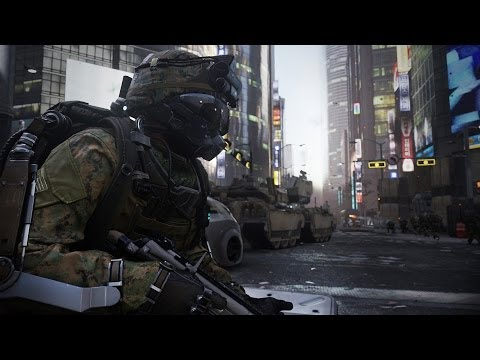 Call of Duty: Advanced Warfare – Induction Gameplay Trailer | Video