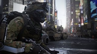 "Official Call of Duty®: Advanced Warfare - ""Induction"" Gameplay Video - YouTube"
