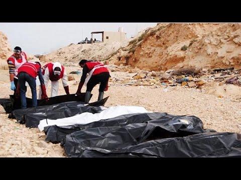 Τραγωδία με μετανάστες στις ακτές της Λιβύης