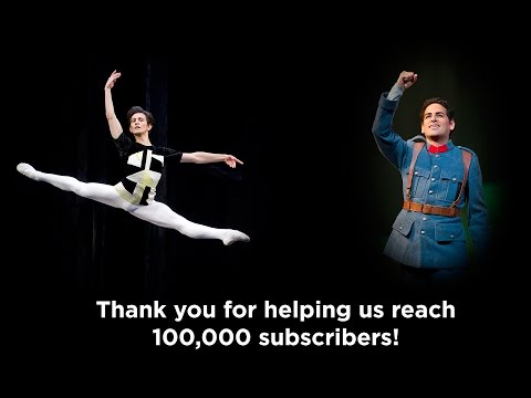 Thank you for helping us to reach 100,000 YouTube subscribers!