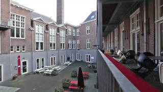 Verhuur ateliers in Het Paleis Groningen