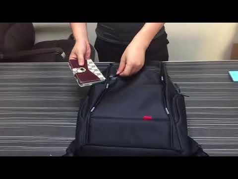 DTBG Digital Bodyguard Backpack