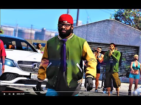 🚀GTA 5 🚀 GANGSTER 🚀 RAP CLIP  🚀FRANKLIN  🚀JUST AMAZING 🚀 (видео)