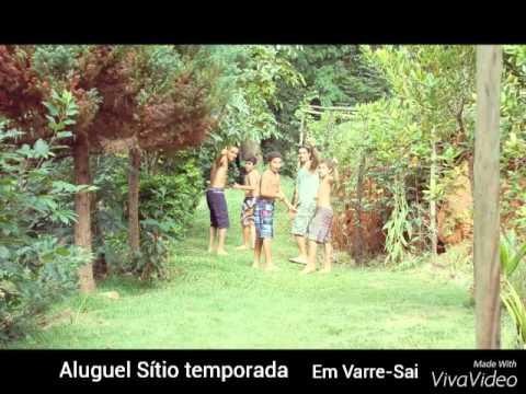 Sítio temporada em Varre-Sai tel 22-99959 7750