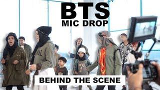 Video BTS - MIC DROP - Behind The Scene Part 1 - Gen Halilintar MP3, 3GP, MP4, WEBM, AVI, FLV Mei 2019