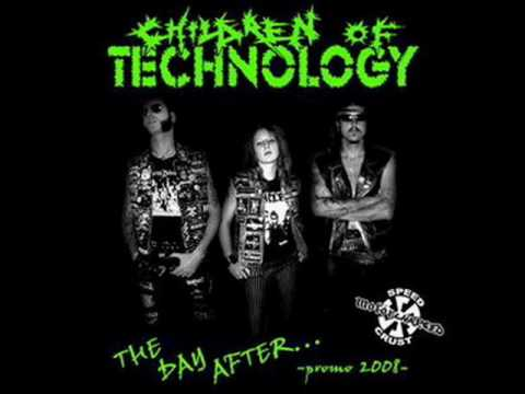 Children of Technology - Postnuclear Quarantine online metal music video by CHILDREN OF TECHNOLOGY