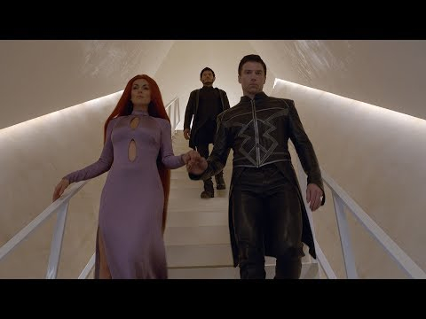 Hablemos de TV: Marvel's Inhumans - Episodios 1 y 2 (Behold... The Inhumans - Those Who Would Destroy Us)