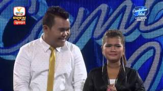 Khmer TV Show - Cambodian Idol Live Show Week 02