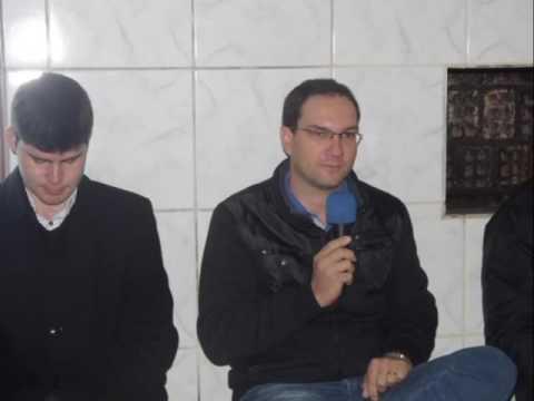 Gilson Manfroi Produtor de Mato Castelhano-RS