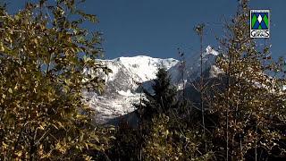 Saint-Gervais-les-Bains France  city photo : Saint-Gervais Mont-Blanc film promotion hiver