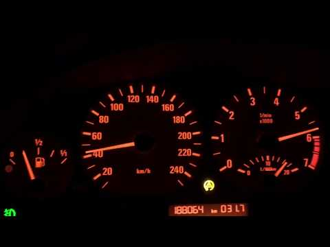 BMW 325i e46 MT5 Stock 2.5 192Hp Acceleration
