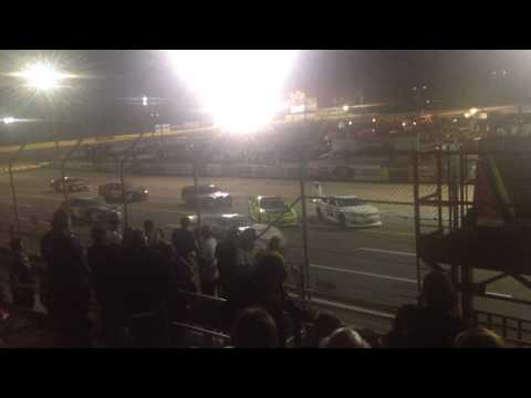 2015 Federated Auto Parts 200 - Post-Race