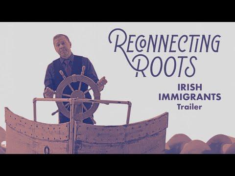 """Irish Immigrants"" Trailer | Reconnecting Roots | Season 2 Episode 3"