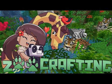 The Tigers Have Escaped?! 🐘 Zoo Crafting Season 4: New Horizons - Episode #10