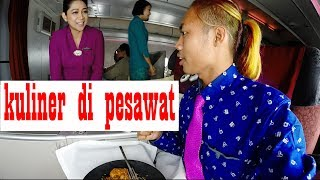 Video KULINER DI PESAWAT MP3, 3GP, MP4, WEBM, AVI, FLV Juli 2018