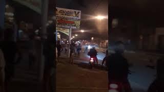 Incêndio Av Osvaldo Aranha